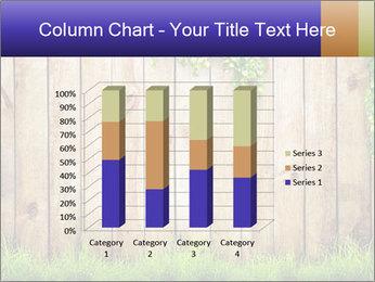 Fresh spring green grass PowerPoint Template - Slide 50