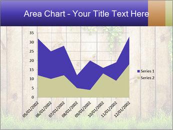 Fresh spring green grass PowerPoint Template - Slide 53