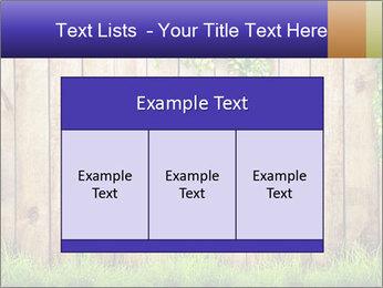 Fresh spring green grass PowerPoint Template - Slide 59
