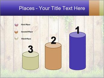 Fresh spring green grass PowerPoint Template - Slide 65