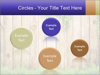 Fresh spring green grass PowerPoint Template - Slide 77