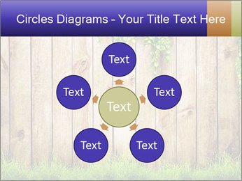 Fresh spring green grass PowerPoint Template - Slide 78
