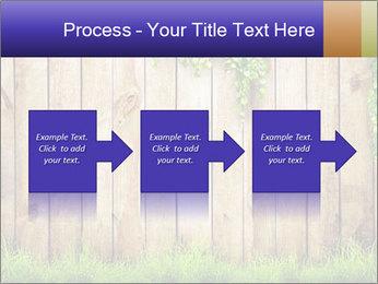 Fresh spring green grass PowerPoint Template - Slide 88
