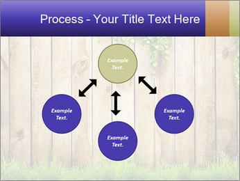 Fresh spring green grass PowerPoint Template - Slide 91