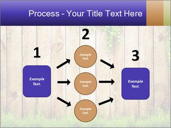 Fresh spring green grass PowerPoint Template - Slide 92