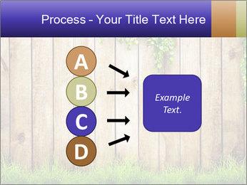 Fresh spring green grass PowerPoint Template - Slide 94
