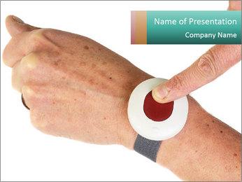 Senior citizens PowerPoint Templates - Slide 1