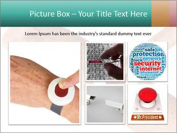 Senior citizens PowerPoint Templates - Slide 19
