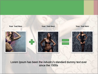 Fashion shoot PowerPoint Templates - Slide 22