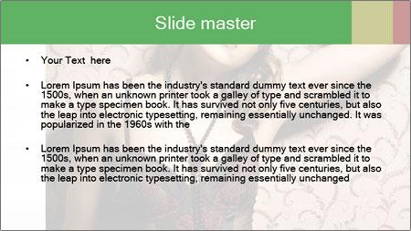 Fashion shoot PowerPoint Template - Slide 2