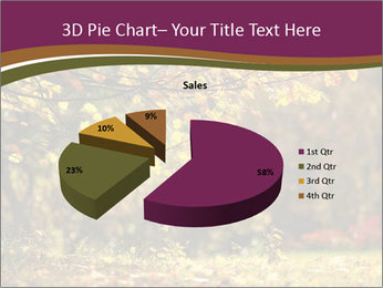 Autumn leaves PowerPoint Templates - Slide 35