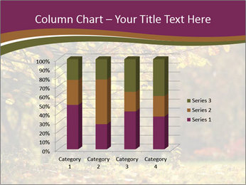 Autumn leaves PowerPoint Templates - Slide 50