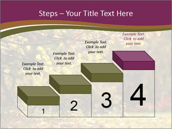 Autumn leaves PowerPoint Templates - Slide 64