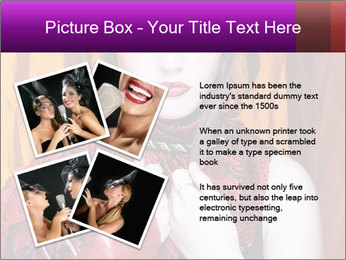 Creative lady PowerPoint Templates - Slide 23