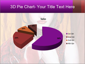 Creative lady PowerPoint Templates - Slide 35