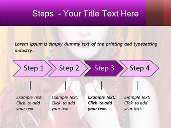 Creative lady PowerPoint Templates - Slide 4