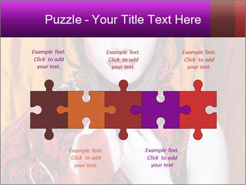 Creative lady PowerPoint Templates - Slide 41