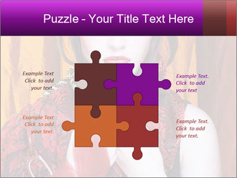 Creative lady PowerPoint Templates - Slide 43