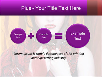 Creative lady PowerPoint Templates - Slide 75