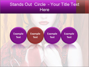 Creative lady PowerPoint Templates - Slide 76