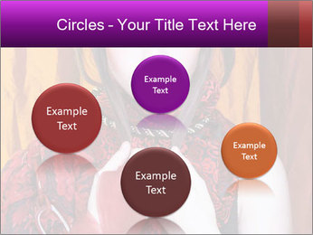Creative lady PowerPoint Templates - Slide 77