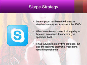 Creative lady PowerPoint Templates - Slide 8