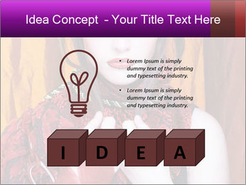 Creative lady PowerPoint Templates - Slide 80