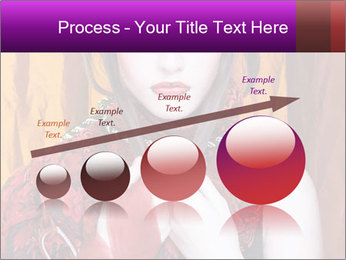 Creative lady PowerPoint Templates - Slide 87