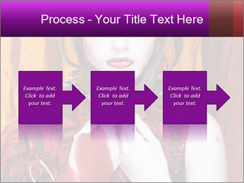 Creative lady PowerPoint Templates - Slide 88