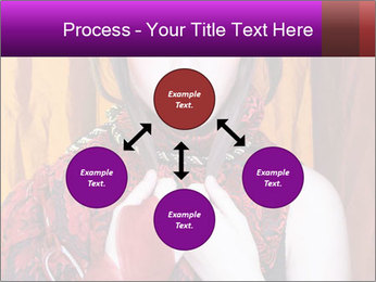 Creative lady PowerPoint Templates - Slide 91