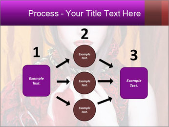 Creative lady PowerPoint Templates - Slide 92