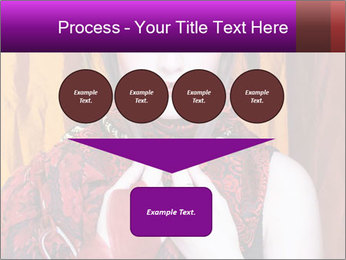 Creative lady PowerPoint Templates - Slide 93