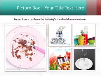 Dirty dish PowerPoint Template - Slide 19