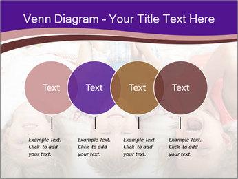 Children Down Bed PowerPoint Template - Slide 32