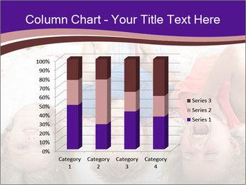 Children Down Bed PowerPoint Template - Slide 50
