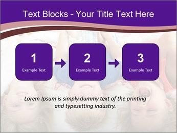 Children Down Bed PowerPoint Templates - Slide 71