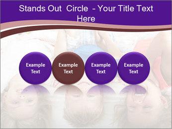 Children Down Bed PowerPoint Templates - Slide 76