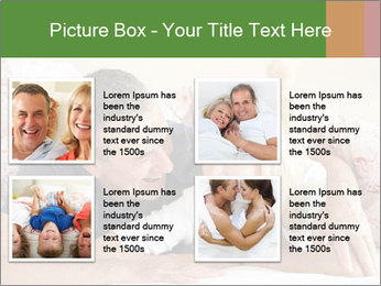 Couple Relaxing Together PowerPoint Template - Slide 14