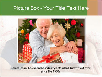 Couple Relaxing Together PowerPoint Template - Slide 16