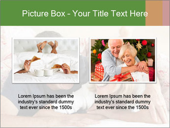 Couple Relaxing Together PowerPoint Template - Slide 18