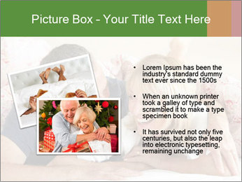 Couple Relaxing Together PowerPoint Template - Slide 20