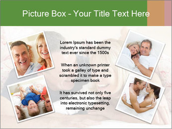 Couple Relaxing Together PowerPoint Template - Slide 24