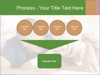 Couple Relaxing Together PowerPoint Template - Slide 93