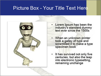 Mummy PowerPoint Templates - Slide 13