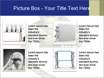 Mummy PowerPoint Templates - Slide 14