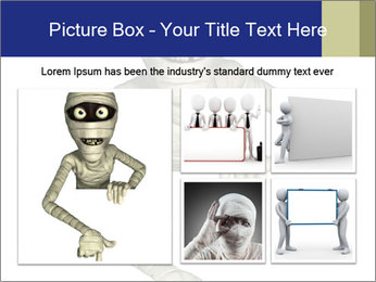 Mummy PowerPoint Templates - Slide 19