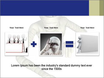 Mummy PowerPoint Templates - Slide 22