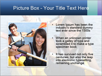 Kayak PowerPoint Template - Slide 13