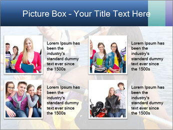 Kayak PowerPoint Template - Slide 14