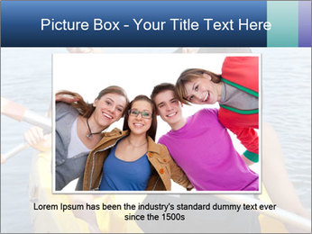 Kayak PowerPoint Template - Slide 16